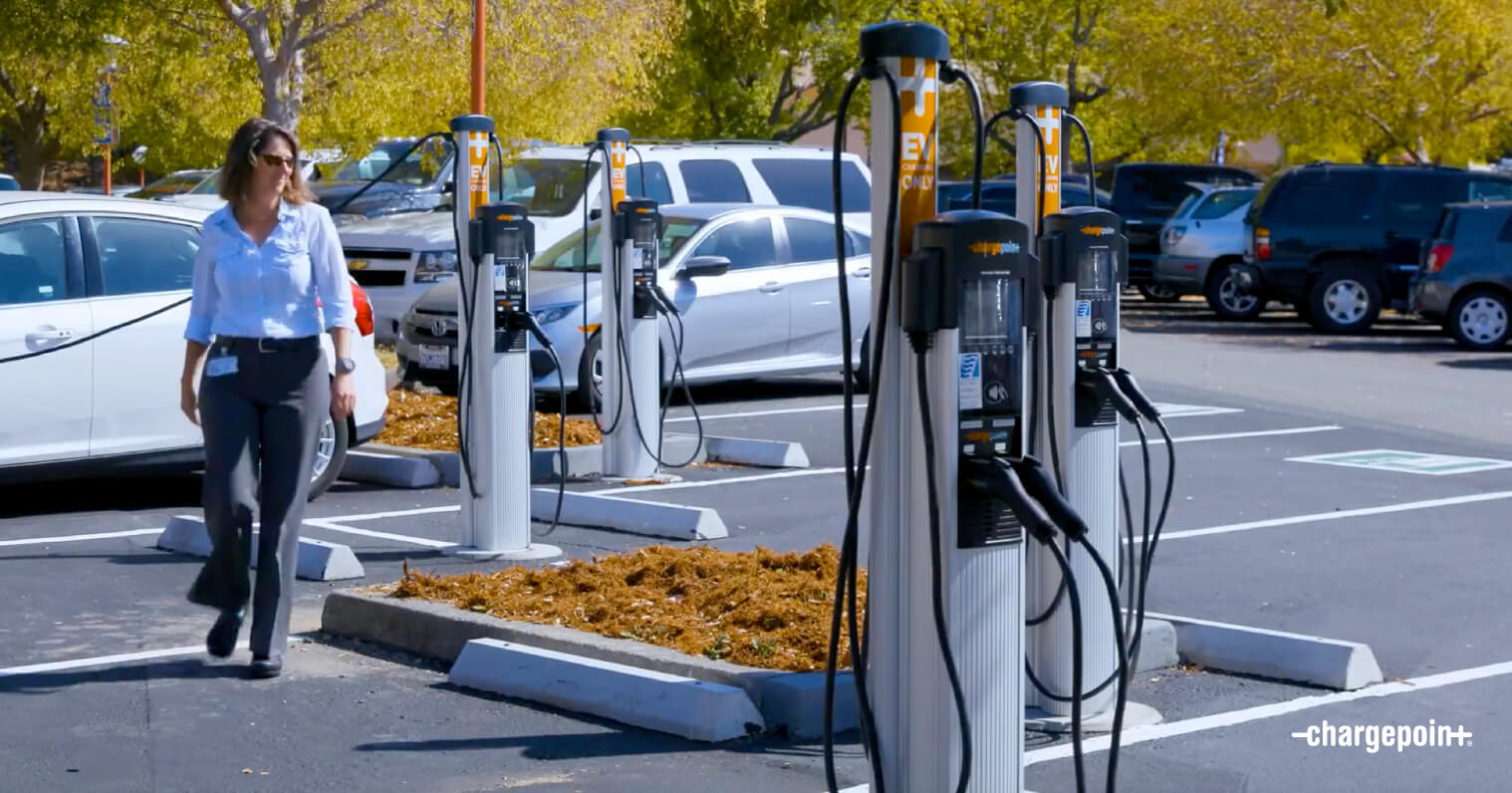 ChargePoint solutions in Marin County, California